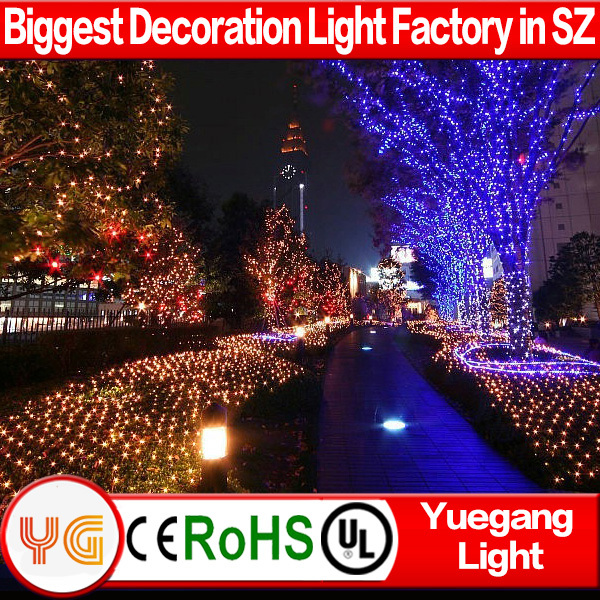 christmas tree decoration,outdoor various colors led christmas tree ...