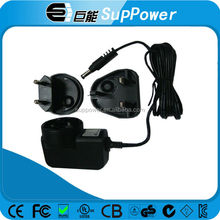 universal switching power adapter 100-240v to 3v 300ma ac dc adapter