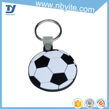 promotion gifts plastic custom polyester keychain personalize