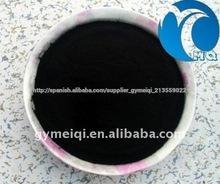 Reactivo quimico madera a base de carbón activado .