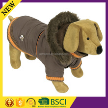 Factory machine knit sweater pet coat waterproof protective pet dog coat