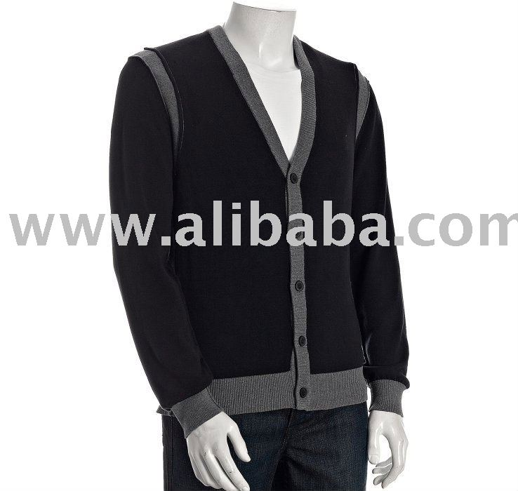 Heavy Gauge Wool Sweater 58