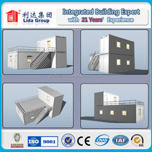 High Quality Easy Assembly prefabricated shop