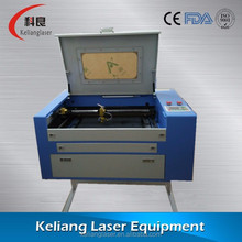 KL-460 wood laser engraving/cutting machine with CE