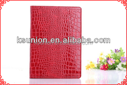 New arrival For iPad 5 genuine leather case