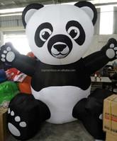 2015 hot giant inflatable panda