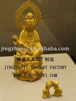 24K buddha statue --custom make