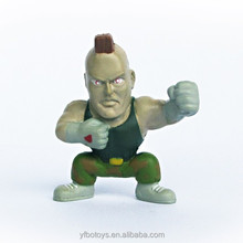 Plastic diy toy action figure, high quality movie custom action figure,hot toy action figure