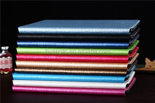 Ultra slim stand Smart Magnetic Leather Case Cover For iPad Air2 ipad 6 Sleep/Wake With Free Shipping By DHL UPS Fedex