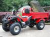 200cc atv timber trailer utility vehicle (JLA-13T-10)