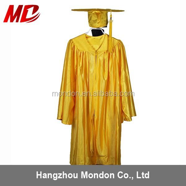 Primaria / graduación de la escuela primaria vestido de la escuela primaria vestido de la graduación y - brillante