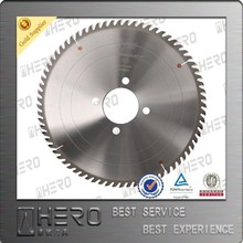 Carbide saw blade for cutting lead TCT saw blade for cutting pvc