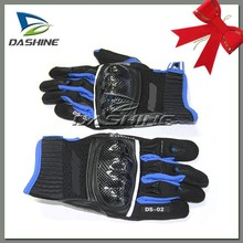 Comfortable deluxe 5 finger gloves motorcycle