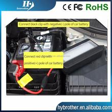 16200mAh with emergency LED light car jump starter for TOYOTA