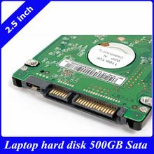 "Various brand 2.5"" laptop HDD SATA 500GB hard disk drive 7200rmp/5400rmp"