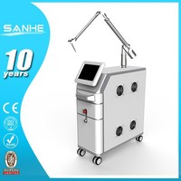 2015 CE approved laser q-swich nd yag laser tattoo removal equipment