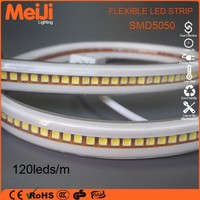 battery powered flexible led strip light with motion sensor, 5050 high lumens output led strip light