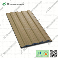 waterproof exterior wall siding panel for construction