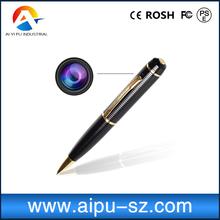 Secret Wireless Video Audio Hidden Spy Camera Pen Camera Recorder with Audio