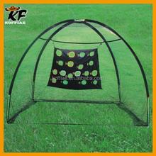 new design portable fiberglass golf net for golf games