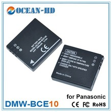 For Panasonic DMW-BCE10 3.6v 1000mah rechargeable lithium aa batterie