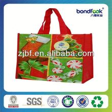 Colorful valentines day shopping bags