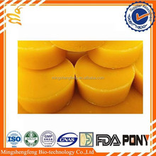 high quality of yellow beeswax for beauty products