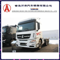 Brand New North Benz Beiben V3 Tractor Head 6X4 380HP 2015 Tractor Truck