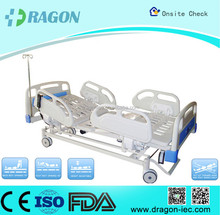 Cheapest!!Hospital bed ; electric bed with 5 functions(ICU);philips medical equipment,DW-BD104