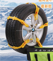 Hot sale plastic snow tyre protection chain/snow chain
