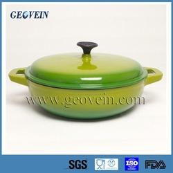 Hot sale porcelain enamel kitchen cookware