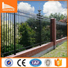 Anping Factory High Quality Galvanized decorative steel fence parts
