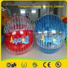 inflatable bubble soccer/bumpers/ human body football for kids and adults