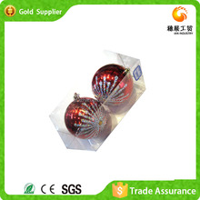 Yiwu Factory Offer Set Package Popular Design Christmas Gift Ball Wholesale