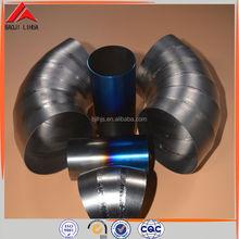 high quality titanium muffler