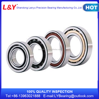 Angular contact ball bearing, KOYO bearing 7004ac with superior quality