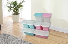 Multipuropose plastic storage box