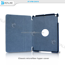 folio stand tablet case belt leather clip case for ipad mini 3