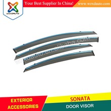 SONATA wind deflector/ sun shield/ window visor for HYUNDAI SONATA the 8th generation2011+ auto accessories