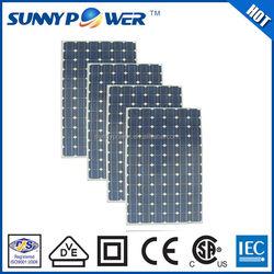 Great reputation good quality solar panel price