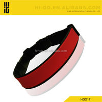 New arrival reflective fashion back straightening support belt with led light