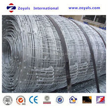 Professional ISO Manufacturer galvanized security livestock cattle/horse/deer yard fencing panels(supplier)