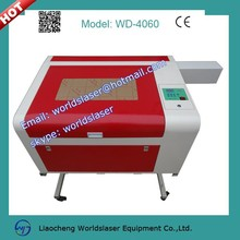 4060 Advertising Model Art and Craft Furniture CO2 Cutter Laser