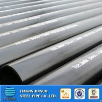 ASTM A53.API 5L, carbon steel seamless pipe, seamless tube
