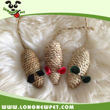 Sisal Mouse Shaped Cat Toy Online Shopping Pet Toys and Accessories