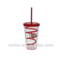 carrefour cartoon plastic water cups