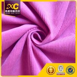 US popular pink corduroy fabric