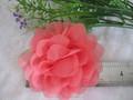 melancia artificial de flor de tecido para a senhora e criança vestido decoração