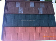 Super quality best sell new style glazed roof tiles for roof