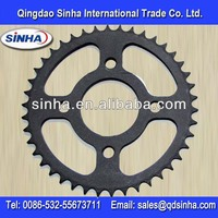 Motorcycle rear sprocket for BAJAJ BOXER BM150